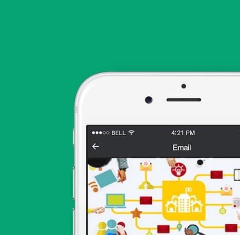 design interactif emailing responsive
