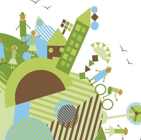 creation affiche biocoop