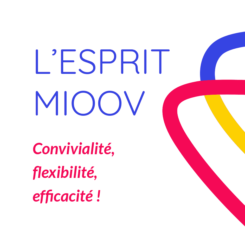 design graphique mioov Lyon