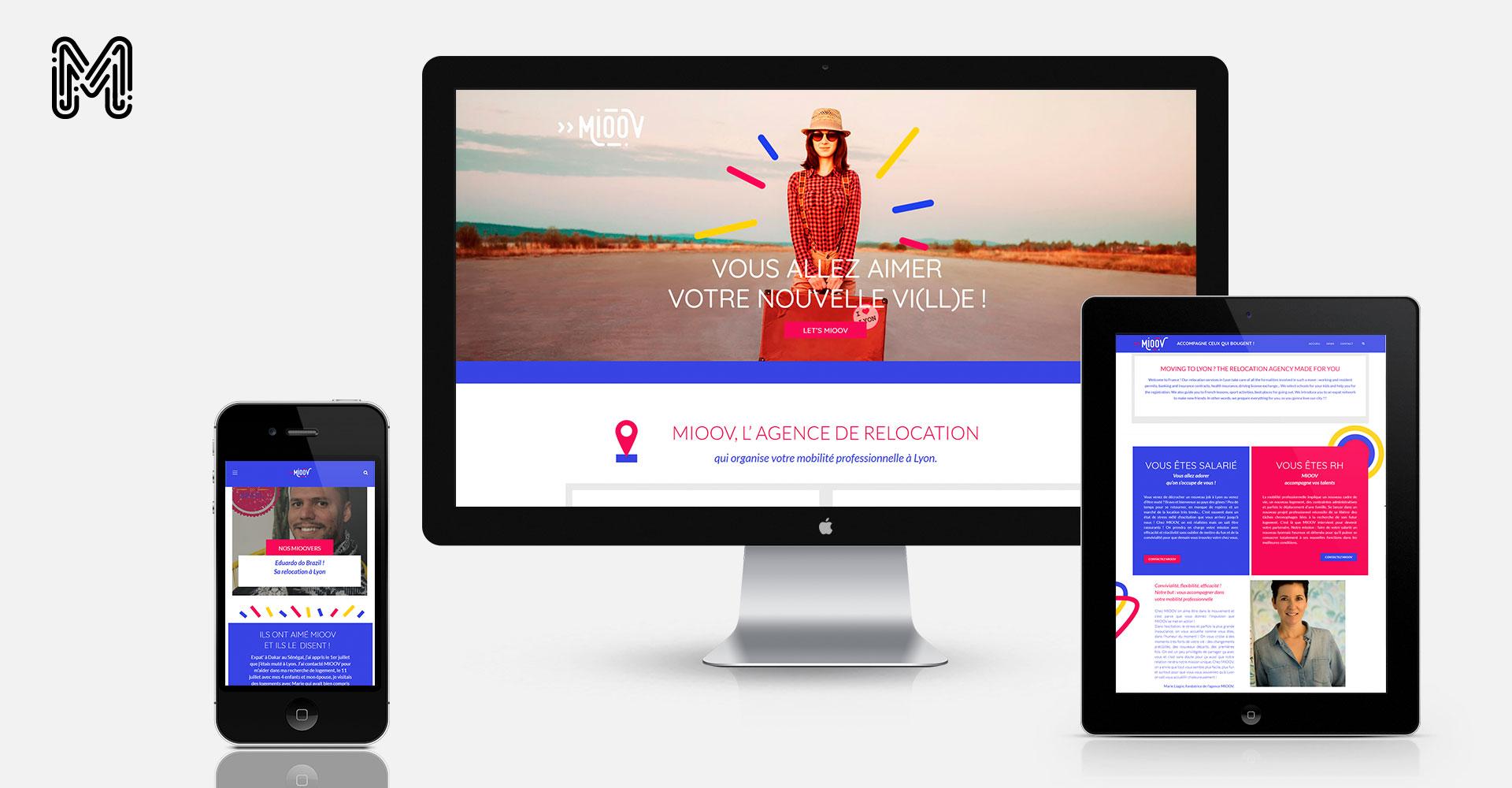 mioov webdesign - creation identité