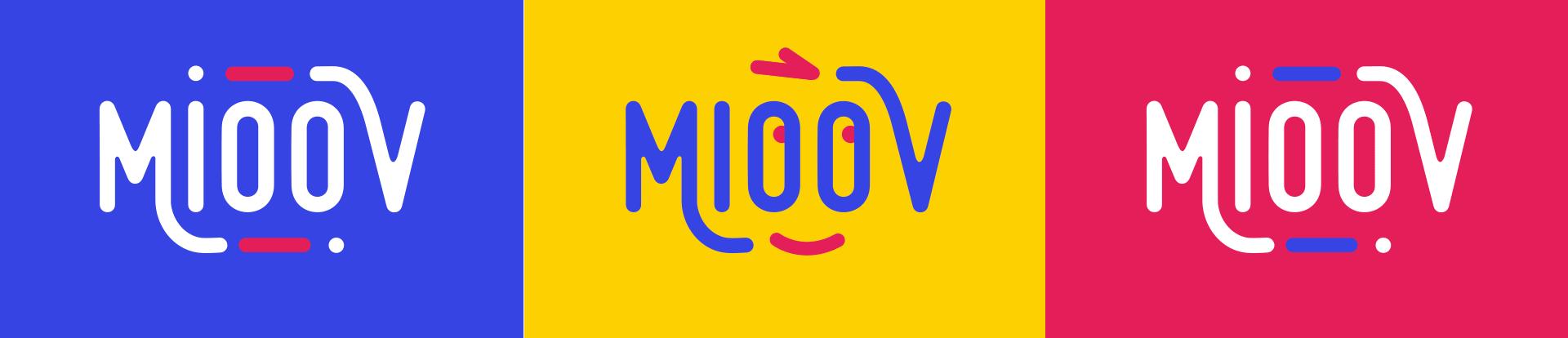 création charte graphique mioov