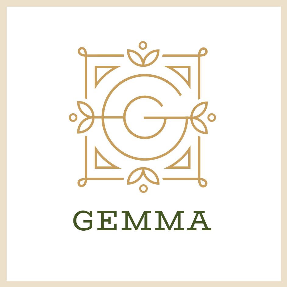 Creation logo écologie intégrale Gemma