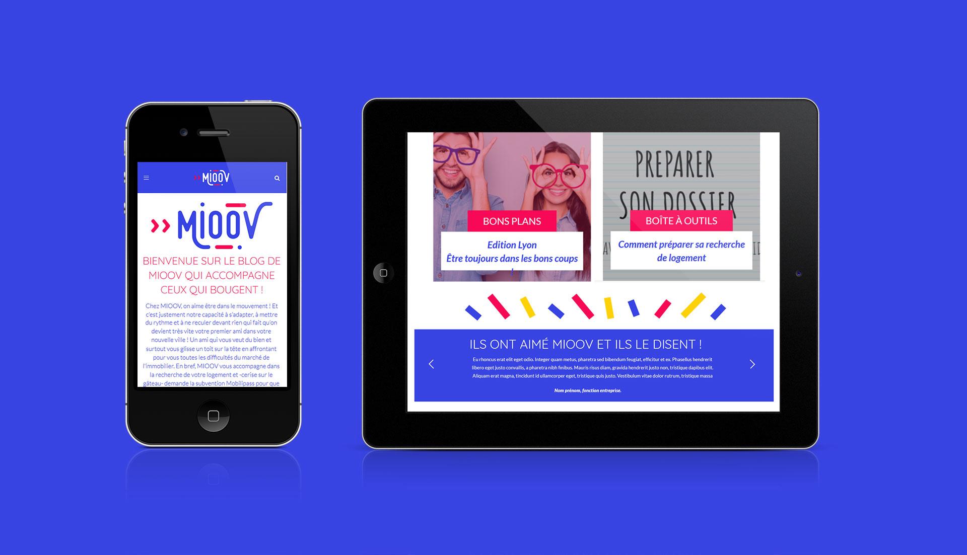 Création site web webdesign