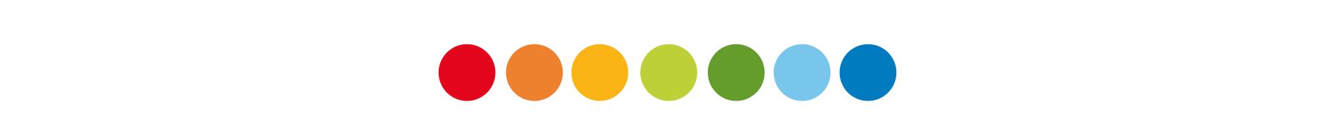 gamme de couleurs