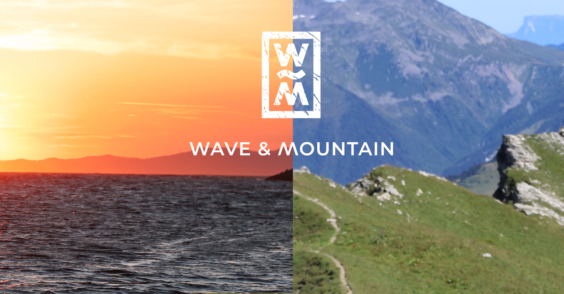 Wave&Moutain
